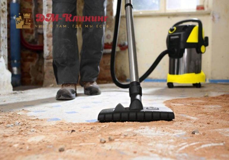 Уборка после ремонта: основные нюансы и перечень работ