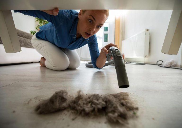 Как избавиться от пыли в квартире?