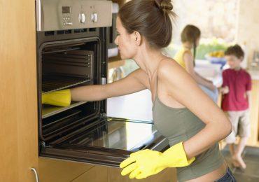 Как отмыть духовку, когда все средства уже испробованы?