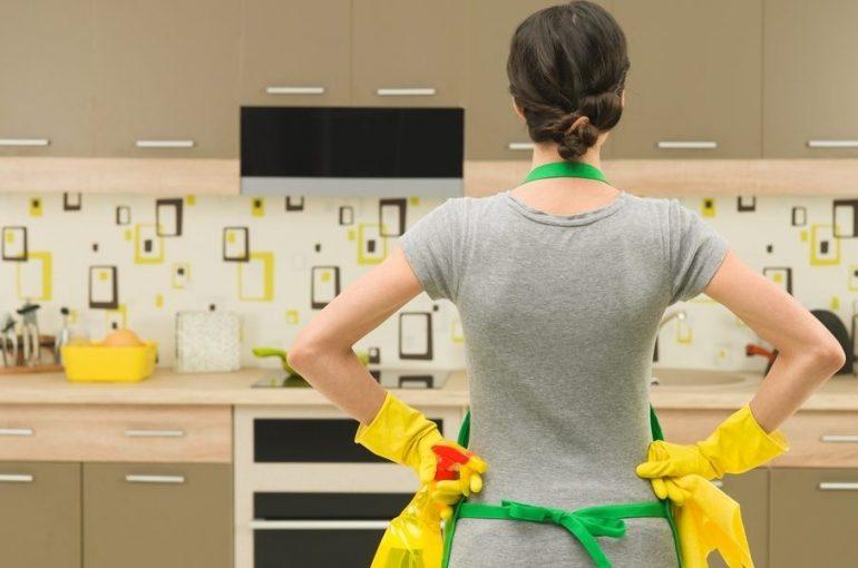 Секреты профессионалов: как отмыть кухонный фартук