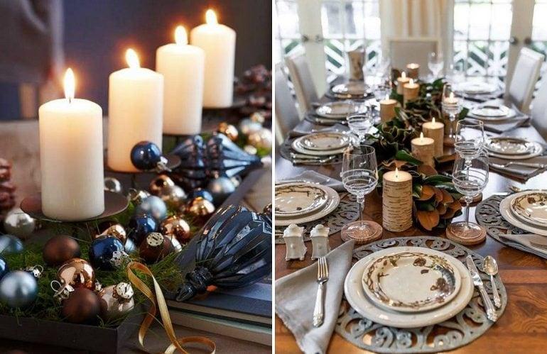 Новый год, свечи... Как вывести восковые пятна с разных поверхностей?