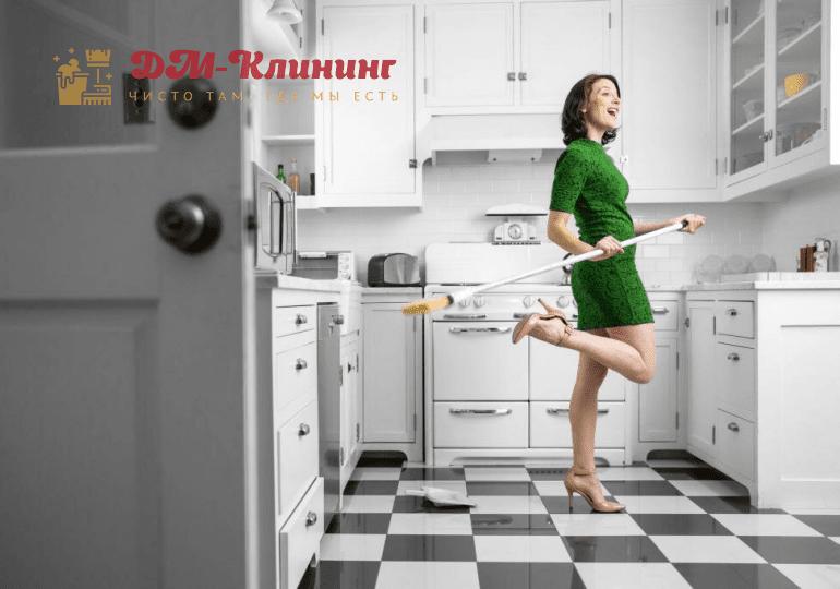 Уборка на кухне. Секреты и тонкости.