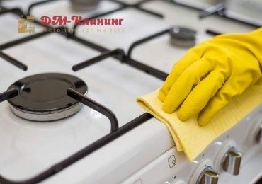 Как очистить газовую плиту? Секреты и тонкости.