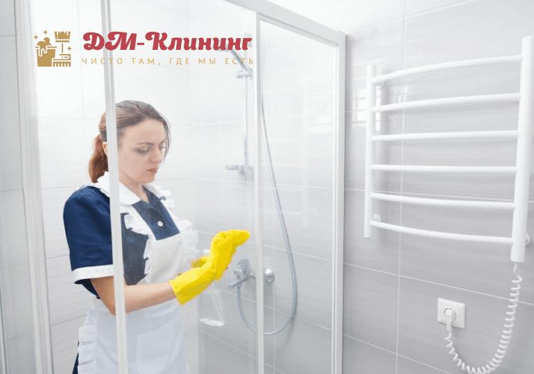 Как очистить душевую кабину от мыльного налета? Секреты профессионалов.