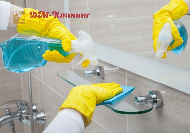Генеральная уборка в санузле: 5 основных шагов