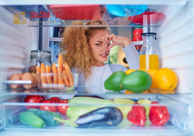 10 эффективных средств от запаха в холодильнике