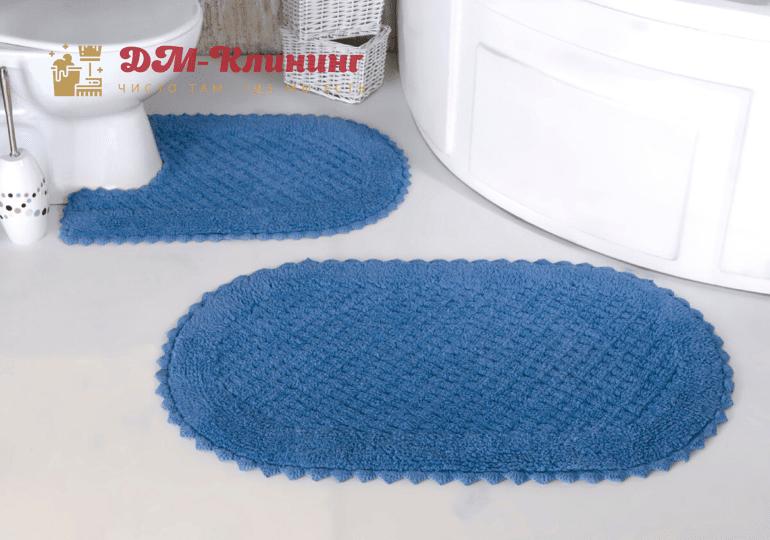 Какие коврики лучше выбирать в ванную комнату и туалет?