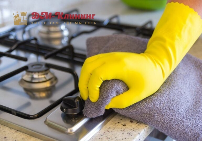 ТОП эффективных средств для чистки духовки и плиты