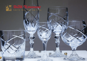 Эффективные средства для мытья стаканов, бокалов