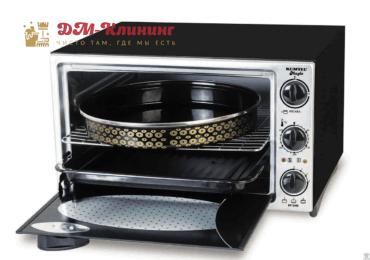 Как правильно чистить духовку и варочные панели?
