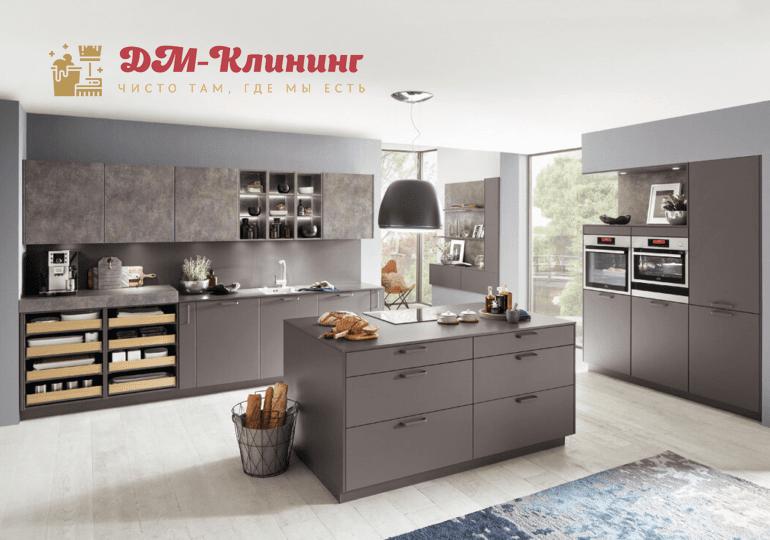 Как правильно мыть кухонную мебель: 7 рекомендаций